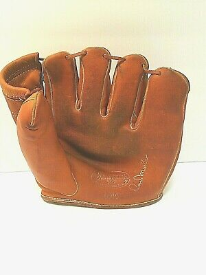 a0722141c94 Vintage Sears Roebuck   Co. JC Higgins Baseball Glove Don Mueller USA 1950  1644