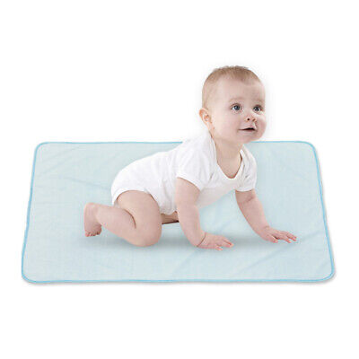 Toddler Urine Mat Infant Newborn Changing Cotton Nappy Cover Waterproof Pad Shan