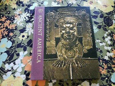 Time Life Great Ages of Man Ancient America Hardcover 1967