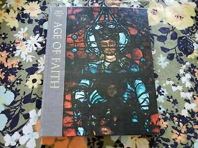 Time Life Great Ages of Man Age of Faith Hardcover 1965