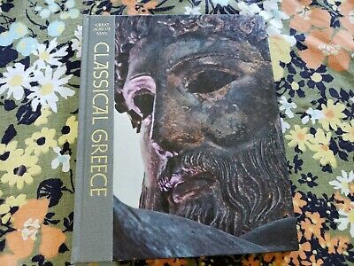 Time Life Great Ages of Man Classical Greece Hardcover 1965