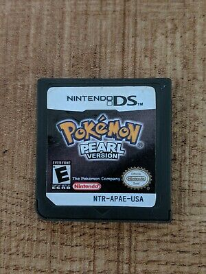 Pokemon Pearl Version For Ds Or 3ds