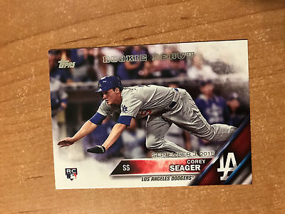 2016 Topps Update Baseball Base Set (300 cards) - #US1-300 Loaded with Rookies!