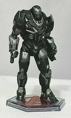 Disney WAR MACHINE FIGURINE Cake TOPPER AVENGERS End Game Marvel Toy NEW