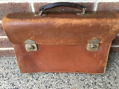 VINTAGE CARRY BAG With Handle 40 X 28 Cm