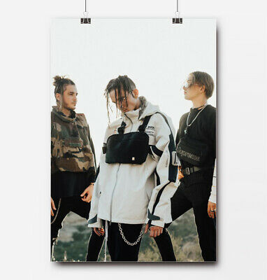 Custom Personalized Chase Atlantic Silk Poster Wall Decor