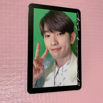 GOT7 JINYOUNG Official PHOTOCARD Only SPINNING TOP Eclipse Photo Card K-pop #2