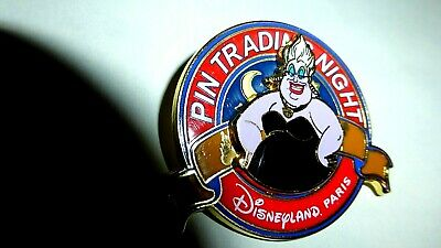 Disney PIN Disneyland Paris Trading URSULA from LITTLE MERMAID Limited 400