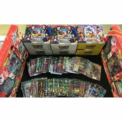 Dragonball Super LOT 40 DBS CARDS with 3+ Rare/Holo (No Lamincards/Pokémon/MTG)
