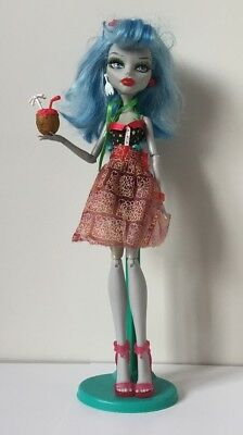 Skull Shores Ghoulia Yelps | Monster High | Perfect Condition