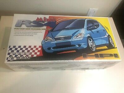 Brand New Sealed HPI Racing Mini RS4 Mercedes A-Class M01 M02 M03 M05 Cup Racer