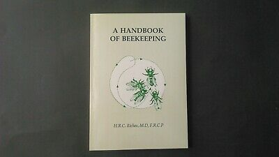 A Handbook of Beekeeping by H.R.C. Riches (Paperback, 1992)