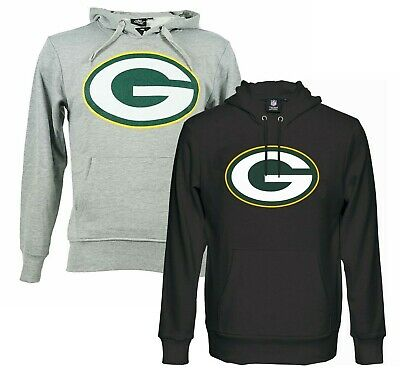 Majestic NFL Green Bay Packers Mens Hoodie Official Team Apparel Hooded Top