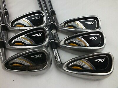 MD Superstrong Irons 6-SW True temper release+ Regular Shafts