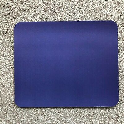 purple mouse mat desktop laptop mouse pad 3 MM made in UK
