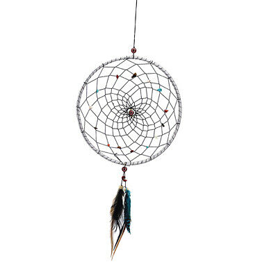 Home Car Wall Hanging Handmade Indian Native Dream Catcher Hanging Decor