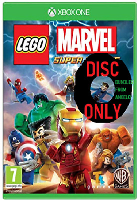 XBOX ONE LEGO MARVEL SUPER HEROES (DISC ONLY) ONLY £9.50 Cheapest on eBay