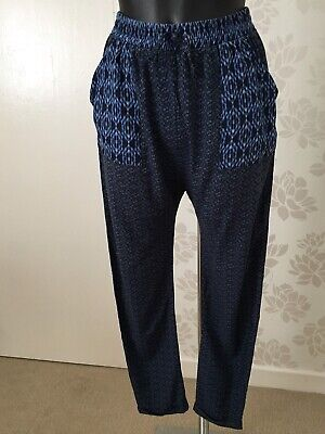 Girls Harem Trousers Age 13 Yrs Next L24