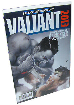 VALIANT COMICS FCBD Free Comic Book Day 2013 NM Harbinger Wars Special