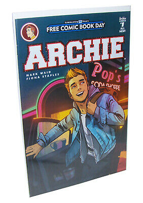 ARCHIE 1 Archie Comics Free Comic Book Day 2016 NM Riverdale