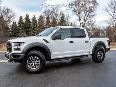 2018 Ford F-150 Raptor 4WD SuperCrew **LOADED** 2018 Ford F-150 Raptor 4WD SuperCrew **LOADED** Oxford White