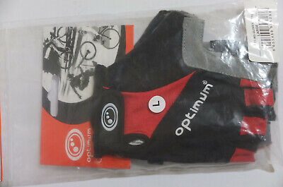 Half Finger Cycling Gloves Optimum Sport Hawkley Large