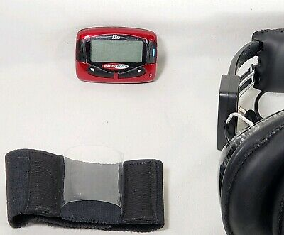 Elite Raceceiver Race Ceiver Driver Scanner with Headset Auto Racing NASCAR