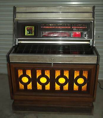 1970s RETRO ROWE/AMI MM-4 JUKEBOX $2650