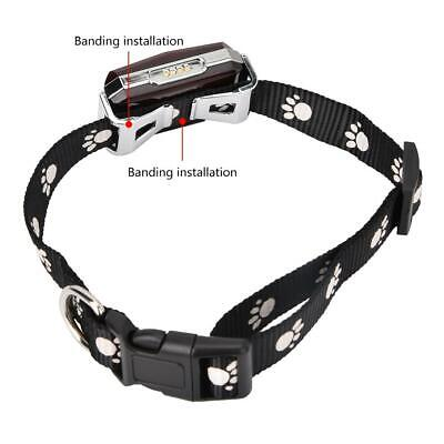 Kitbon Pet Positioning Collar Dog GPS Tracker Real-time Location Tracking Device