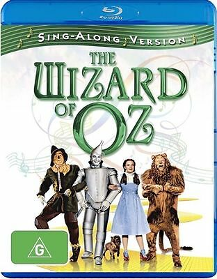 The Wizard Of Oz (Blu-ray, 2009)