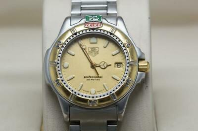 Tag Heuer Gents Series 4000 Wristwatch Ref 965.413A - Ready to Wear