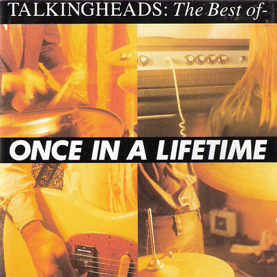 Talking Heads – Once In A Lifetime - The Best Of fb9