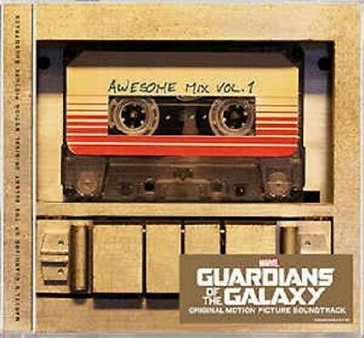 Various ‎– Guardians Of The Galaxy: Awesome Mix Vol. 1 (brand new)