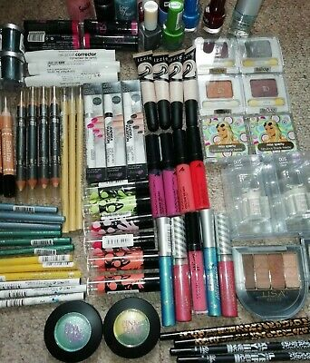 100 Mixed Make Up Cosmetics Joblot Bundle Wholesale Clearance