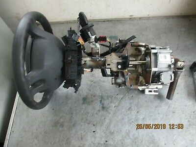 Renault Clio Mk3 Steering Wheel Airbag Power Steering Column Barrel 8200751238