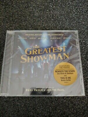The Greatest Showman - Original Motion Picture Soundtrack - 11 Tracks 2017 (New)