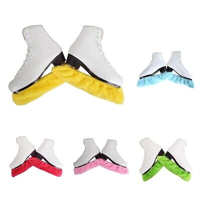 Super Absorbent Figure Ice Skate Blade Guards / Covers / Protective Cloth