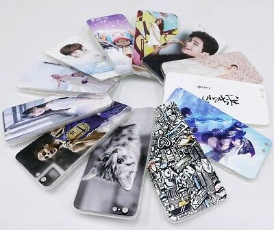 For Samsung smartphones DIY Customized Photos and more Soft phone Cases cover