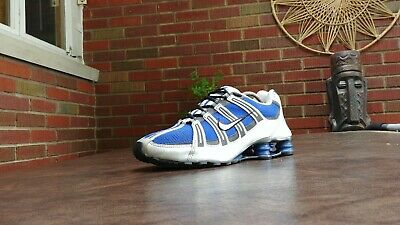 sneakers for cheap ec6f0 38457 VINTAGE 2003 MENS Nike Shox Running Shoes Sz 11 M Used Guc Rare Original Og