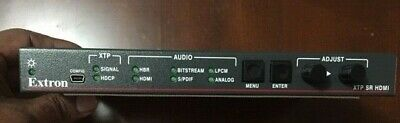Extron Electronics Xtp-Sr-Hd-4K Scaling Receiver For Extending - Used