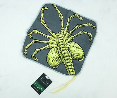 Collectibles Alien Facehugger Wash Cloth Cosmic Loot Crate Face Hugger Towel