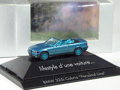 TOP: Herpa BMW 325i Cabrio lifestyle d´une voiture in PC-OVP
