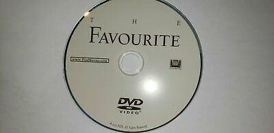 The Favourite (2018) DVD ONLY