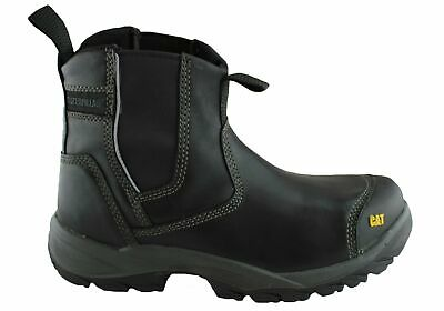 Caterpillar Cat Propane Steel Toe Safety Boots Mens - WorkWearZone