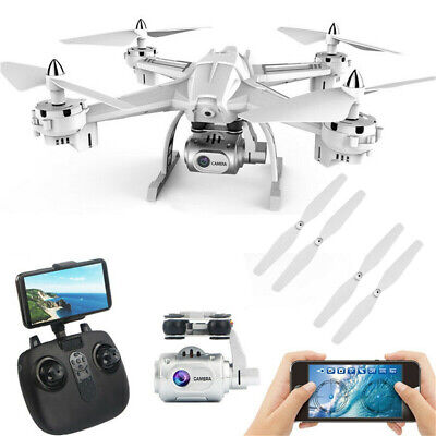 Global S5 Drone Pro With HD Camera 5.8G 1080P WiFi FPV 6-Axis Gyro RC Quadcopter