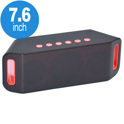 MegaBass Portable Bluetooth Wireless Speaker