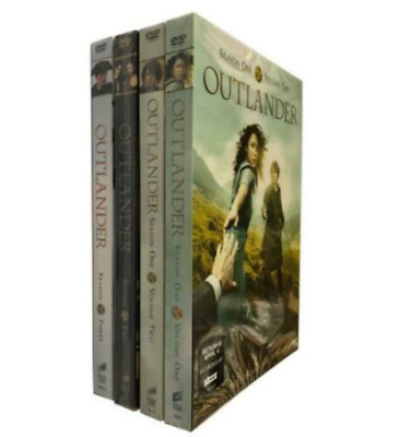 Outlander:The Complete Seasons 1-3 (3 DVD Sets) New & Sealed, Free Ship US