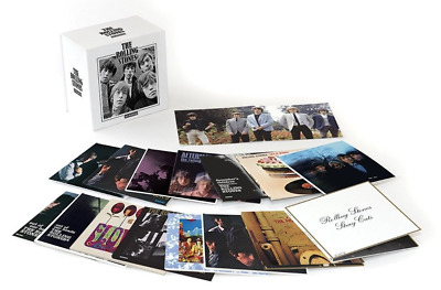 """ROLLING STONES """"In Mono"""" (Remastered) 15 CD Box Set Collection New"""