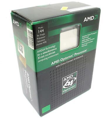 AMD Opteron 144 1.8GHz - 1MB Cache Socket 939 *NEW & SEALED*