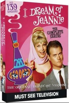 I Dream of Jeannie: The Complete Series [New DVD] Boxed Set Sealed NEW